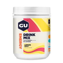GU Hydration Drink Mix 849g-lemon/berry DÓZA