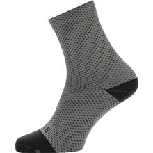 GORE C3 Dot Mid Socks-graphite grey/black-38/40