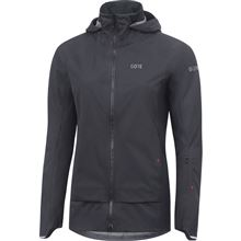 GORE C5 Women GTX Active Trail Hooded Jacket-terra grey-38
