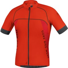 GORE Alp-X PRO Jersey-orange.com/black-L