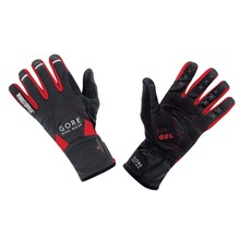 GORE Alp-X 2.0 SO Gloves-black/red-11