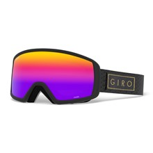 GIRO Gaze Black Gold Bar Rose Spectrum