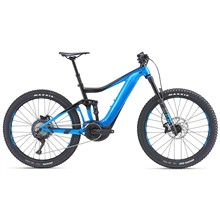 GIANT Trance E+ 2 Pro-M19-M-matallic black/metallic blue