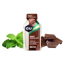 GU Energy Gel 32 g - Mint Chocolate 1 SÁČEK (balení 24ks)