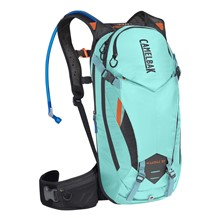 CamelBak KUDU Protector 10-Lake Blue/Laser Orange M/L