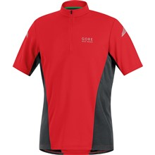 GORE Element MTB Jersey-red/black-M