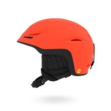 GIRO Union MIPS Mat Vermillion/Black L