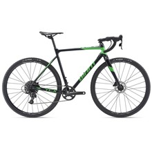 GIANT TCX SLR 2-M19-XL-metal black/flash green/black