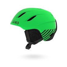 GIRO Nine Jr Mat Bright Green Zoom M