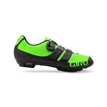 GIRO Code Techlace Lime/Black 44