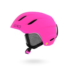 GIRO Nine Jr MIPS Mat Bright Pink M