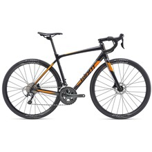 GIANT Contend SL 2 Disc-M19-L-gun metal black/neon orange