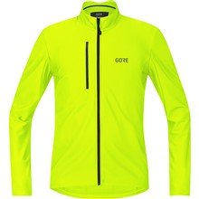 GORE C3 Thermo Jersey-neon yellow-XL
