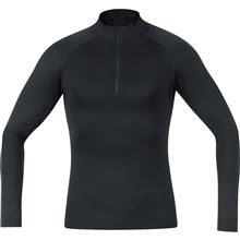 GORE M Base Layer Thermo Turtleneck-black-L
