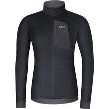 GORE M Thermo Shirt-black/terra grey-M