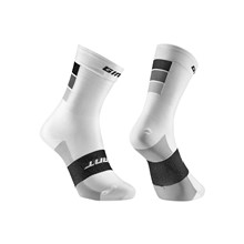 GIANT Elevate Socks-white/blue-M