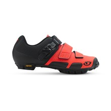 GIRO Code VR70 Vermillion/Black 45