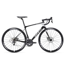 GIANT Defy Advanced 1-M16-M-comp/white