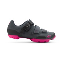 GIRO Manta R Dark Shadow/Bright Pink 38