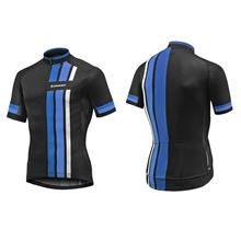 GIANT Stage SS Jersey-black/blue-M