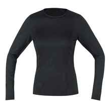 GORE Base Layer Lady Thermo Shirt Long-black-42