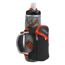 CAMELBAK Quick Grip Chill Black/Cherry Tomato