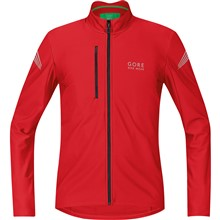 GORE Element Thermo Jersey-red-M