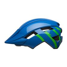 BELL Sidetrack II Child Blue/Green