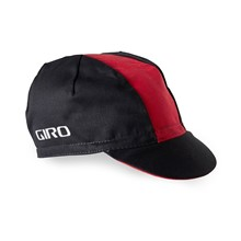 GIRO Classic Cotton Black/Red