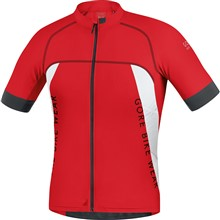 GORE Alp-X PRO Jersey-red/white-XL