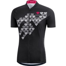GORE Element Lady Digi Heart Jersey-black-36