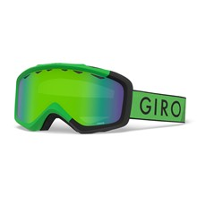 GIRO Grade Bright Green/Black Zoom Loden Green