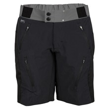 ZOIC Women´s Aura shorts-black-XS