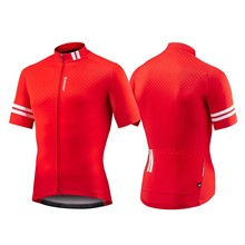 GIANT Podium SS Jersey-red/white-M