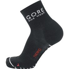 GORE Road Thermo Socks mid-black/white-38/40
